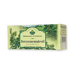 Herbária borsosmentalevél tea 25x1,5g 38 g