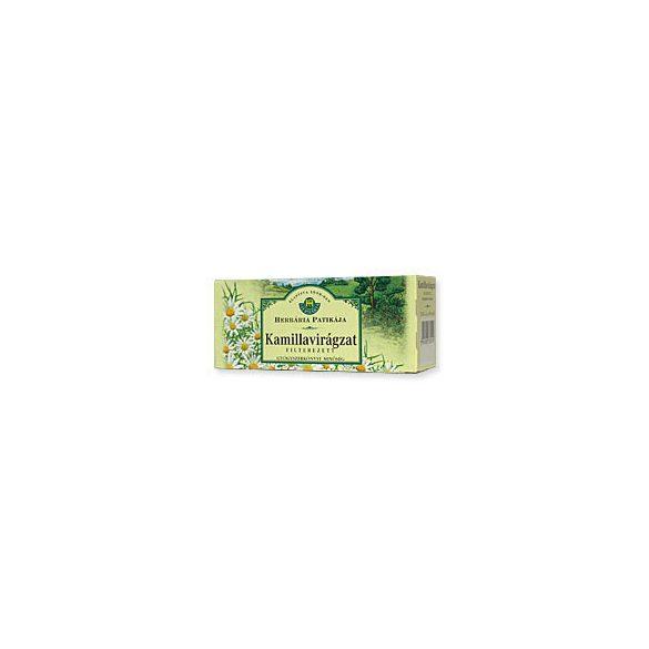 Herbária kamillavirágzat tea 25x0,8g 30 g
