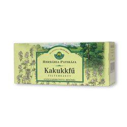 Herbária kakukkfü tea 25x1g 25 g