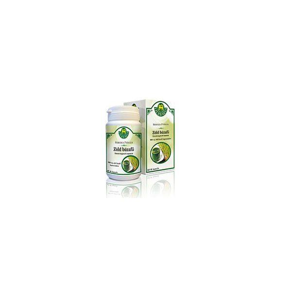 Herbária Zöld búzafű kapszula 60db 60 db