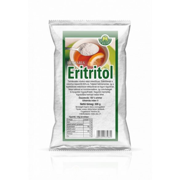 Herbária Eritritol 500g
