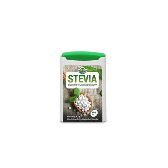 Herbária Stevia tabletta 140db