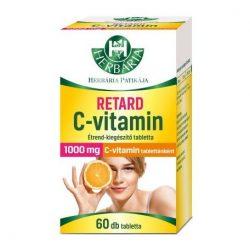 Herbária C-Vitamin Retard 1000Mg 60 db