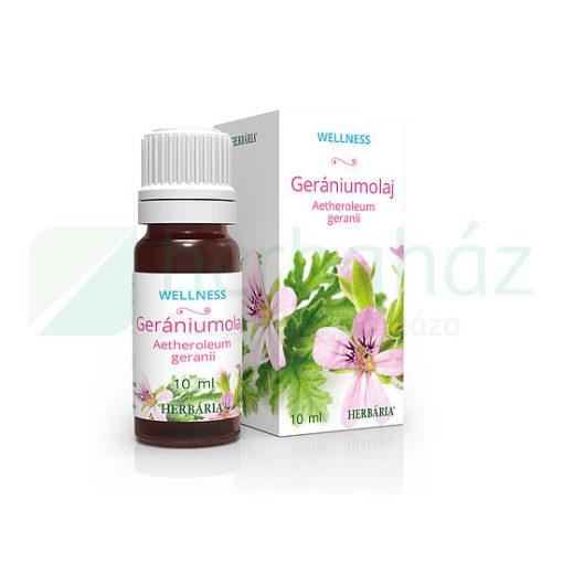 Herbária Wellness Geránium olaj 10 ml