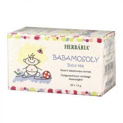 HERBÁRIA BABAMOSOLY BABA TEA FILTERES