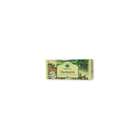Herbária hashajtó tea 20x1g 20 g