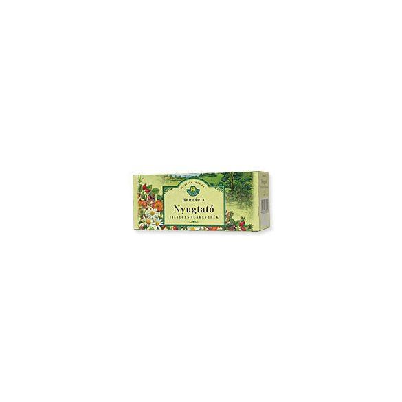 Herbária nyugtató tea 20x1g 20 g