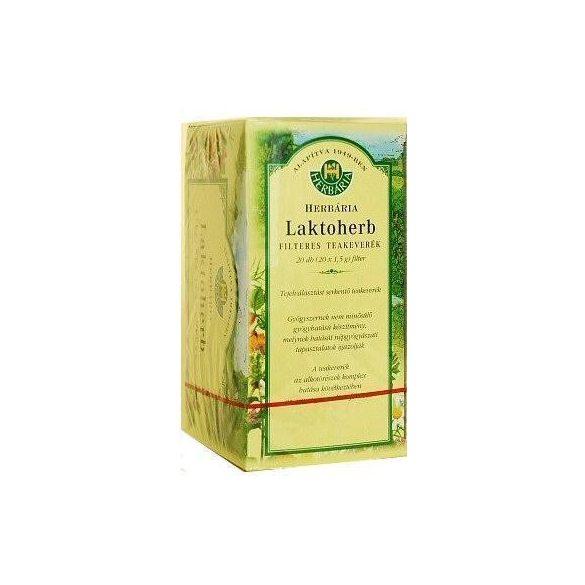 Herbária laktoherb tea 20x1,5g boritékos 30 g