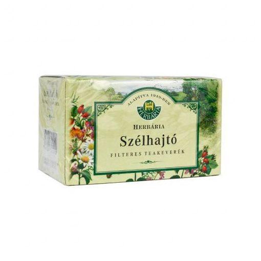 HERBÁRIA SZÉLHAJTÓ TEA FILTERES 20DB