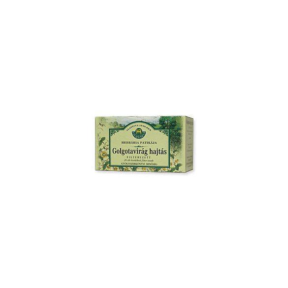 Herbária golgotavirág hajtás tea 20x1g 20 g