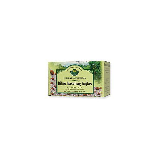 Herbária bíbor kasvirág hajtás tea 20x1,5g 30 g