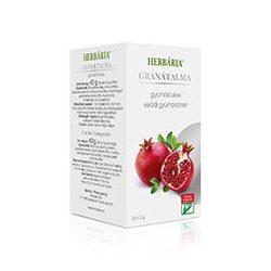 Herbária gránátalma teakeverék 20x2g 40 g