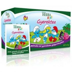 Herbária gyerek erdeigyümölcs tea 20x2g 40 g