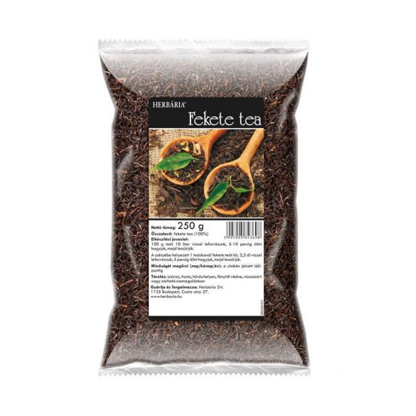 Herbária Fekete tea 250g 250g