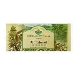 Herbária Diófalevél Filteres Tea 25 filter