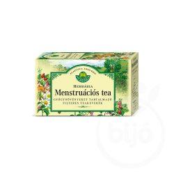 Herbária menstruációs tea 20x1,2g 24 g