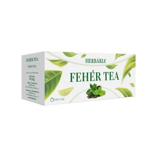 Herbária Fehér tea 25x1,5g 25 db/dob.1,5g