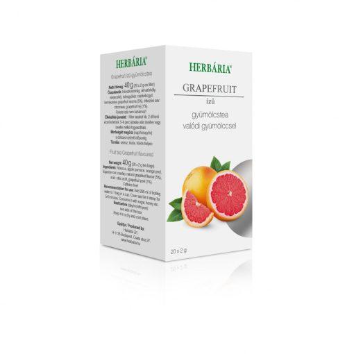 Herbária Gyümölcstea grapefruit 20x2g 20 db/dob 2 g