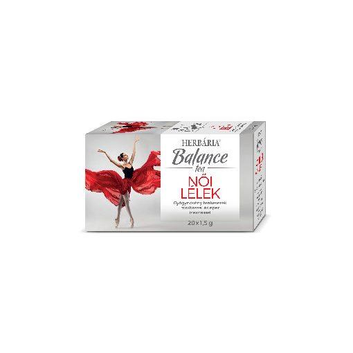Herbária W. Balance Woman Spirit 20x1,5g 20 db/dob. 1,5 g