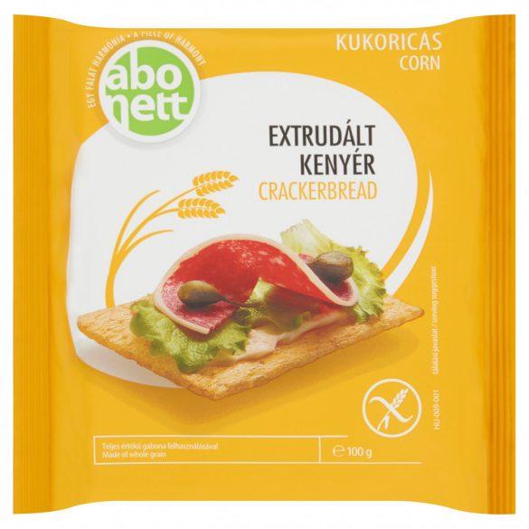 Abonett extrudált kenyér kukoricás gluténmentes 100 g