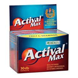 Béres actival max multivitamin filmtabletta 30 db