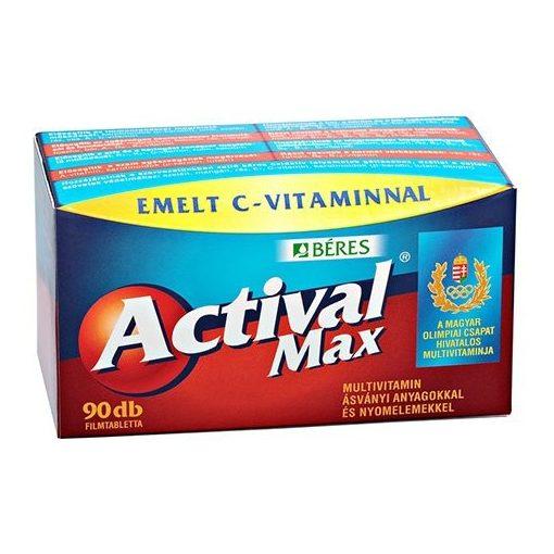 BÉRES ACTIVAL MAX MULTIV. 90 DB 90 db