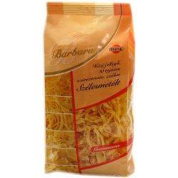 Barbara gluténmentes tészta szélesmetélt 10 tojásos 200 g