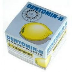 DENTOMIN-H FOGPOR C-VITAMINOS 25G 25 g