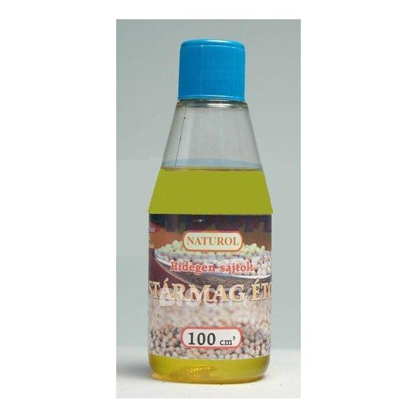 Naturol mustármag étolaj 100 ml