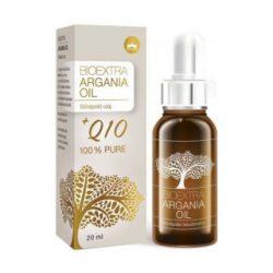 Bioextra argania olaj bőrápoló olaj+q10, 20 ml