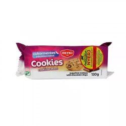 Detki cookies cukorm.keksz csokoládé darabokkal 130 g