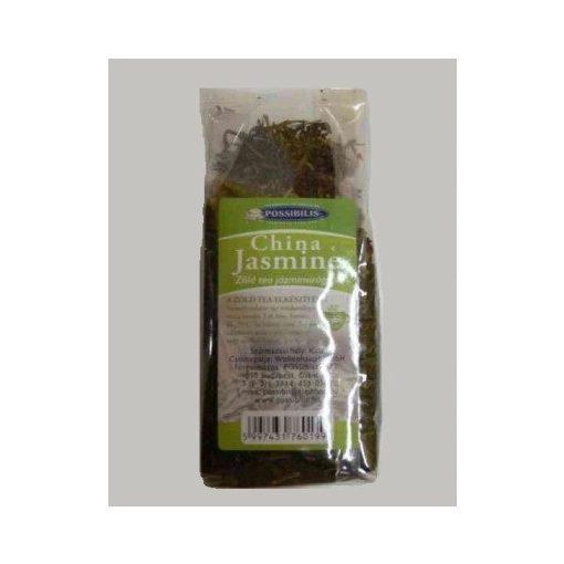 POSSIBILIS ZÖLD TEA CHINA JASMINE 100 G 100 g