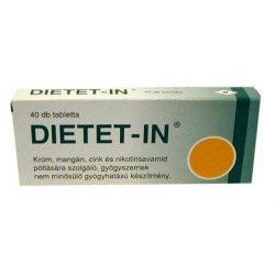 Selenium dietet-in tabletta 40 db