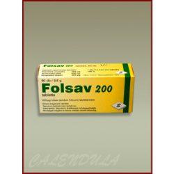 Selenium folsav tabletta 60 db