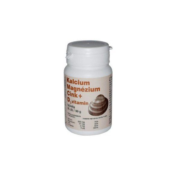 Selenium kalcium magnézium cink tabletta 90 db