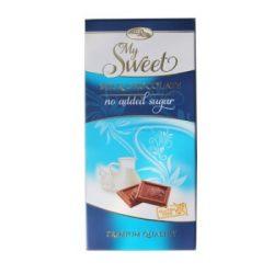 Mysweet tejcsokoládé tábla 90 g