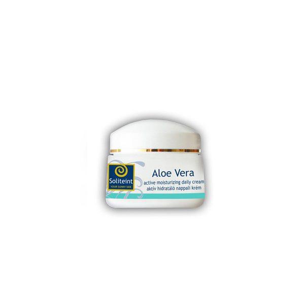 Soliteint aloe aktív hidratáló nappali krém 50 ml