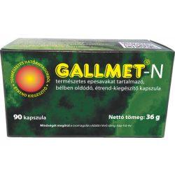 Gallmet-N-90 gyógynövény kapszula 90 db