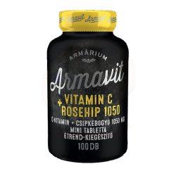 Armárium armavit c-vitamin+csipkebogyó 1000 mg étrend-kiegészítő tabletta 100 db