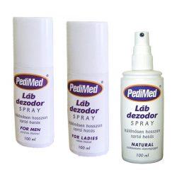 Pedi Med lábdezodor spray natur 100 ml