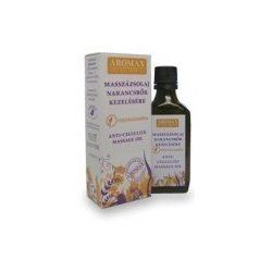 Aromax natúrkozmetika narancsbőr elleni olaj 50 ml