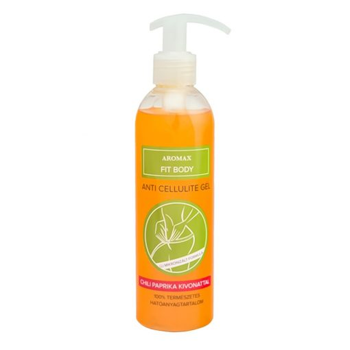 Aromax fit body anticellulit gél 250 ml