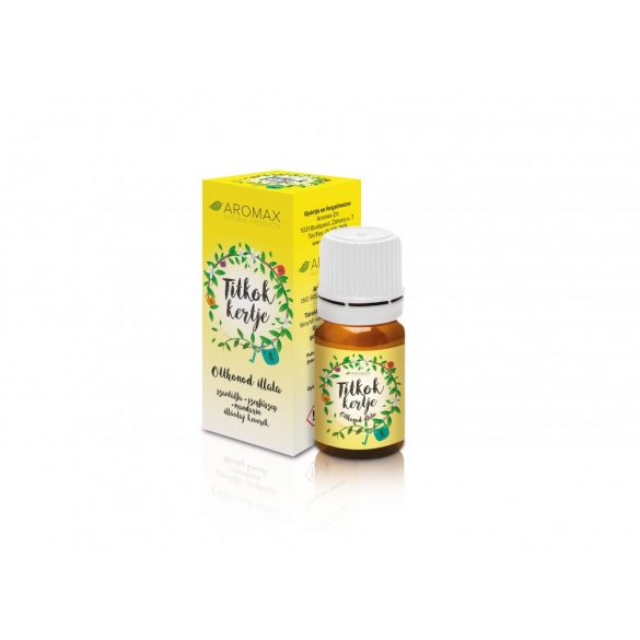 Aromax illóolaj keverék titkok kertje 10 ml