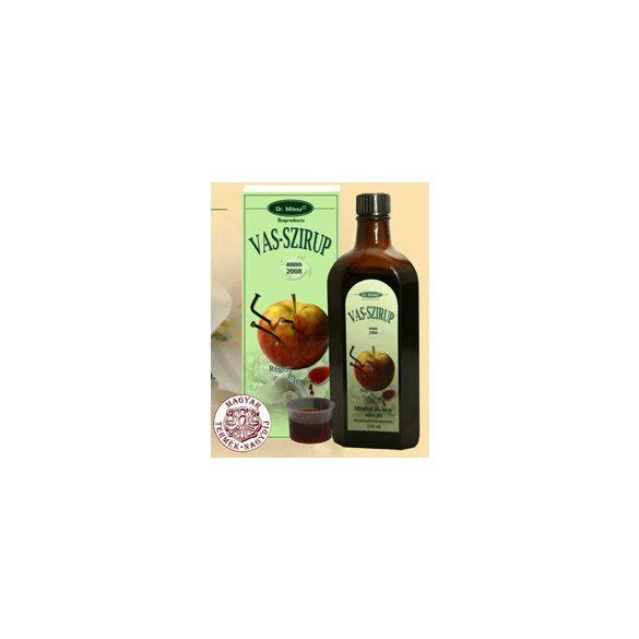 DR.MILESZ VAS-SZIRUP 250 ml