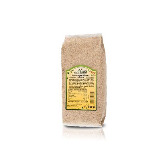 Natura ginsenges kli-mix 500 g