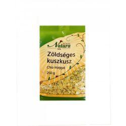 Natura zöldséges kuszkusz chia maggal 250 g