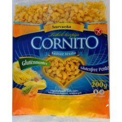 Cornito gluténmentes tészta szarvacska 200 g