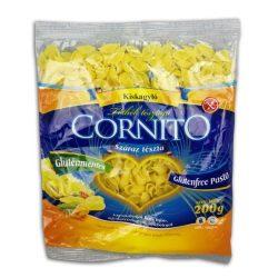 Cornito gluténmentes tészta kiskagyló 200 g