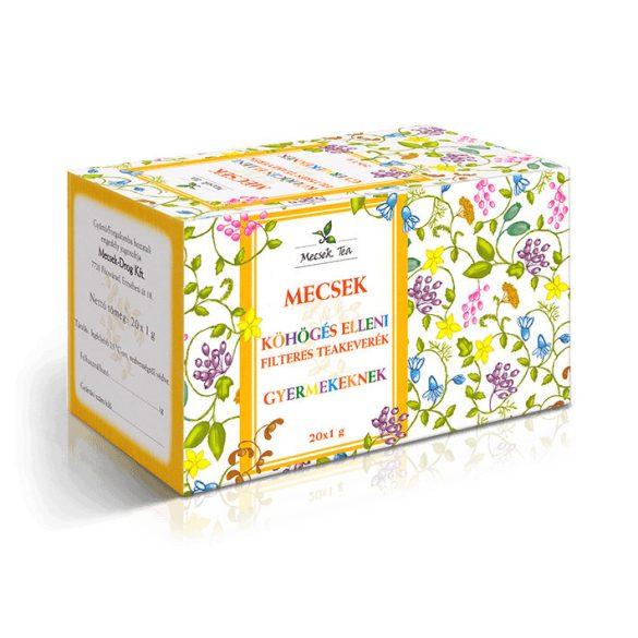 Mecsek köhögés elleni gyermek tea 20x1g 20 g