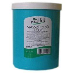 Mollis masszirozó krém 1000 ml